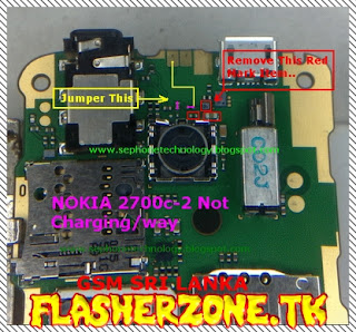 Nokia 2700c auto on off jumper diagram hardware problem solution
