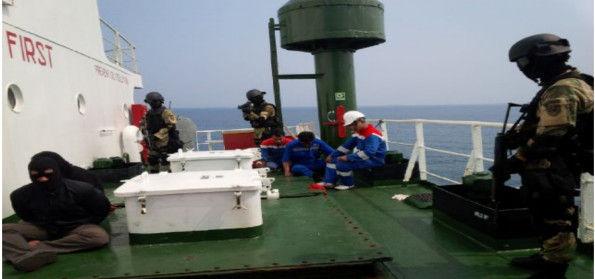 Ada Praktek Busuk di Balik Perompakan di Selat Malaka