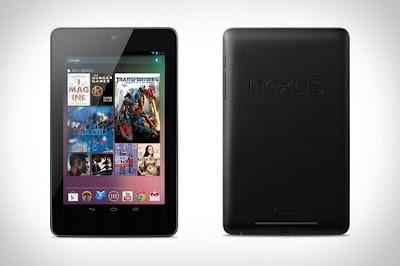 Nexus 7 Sales Volume