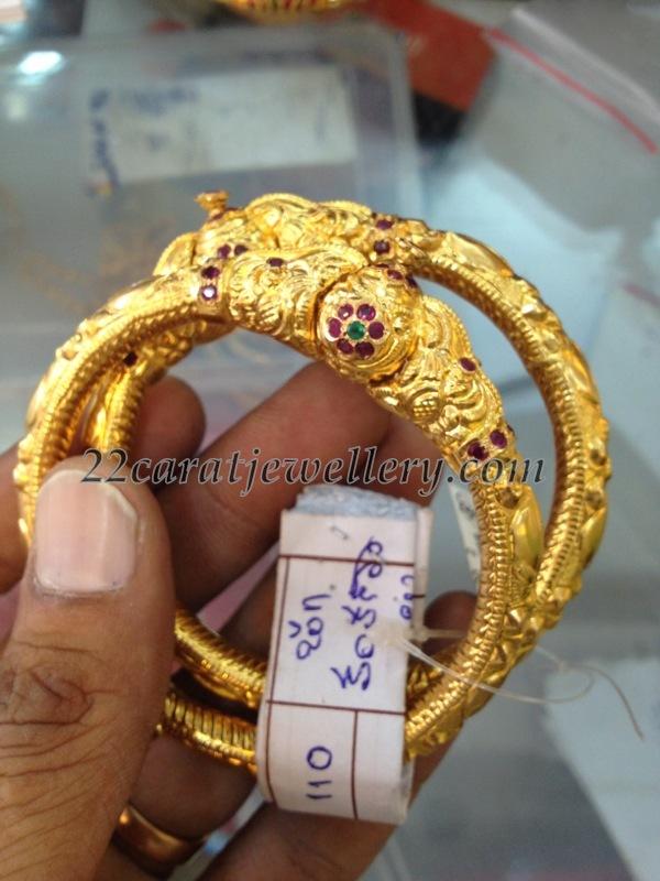 Gold Kankanalu Jewellery Designs