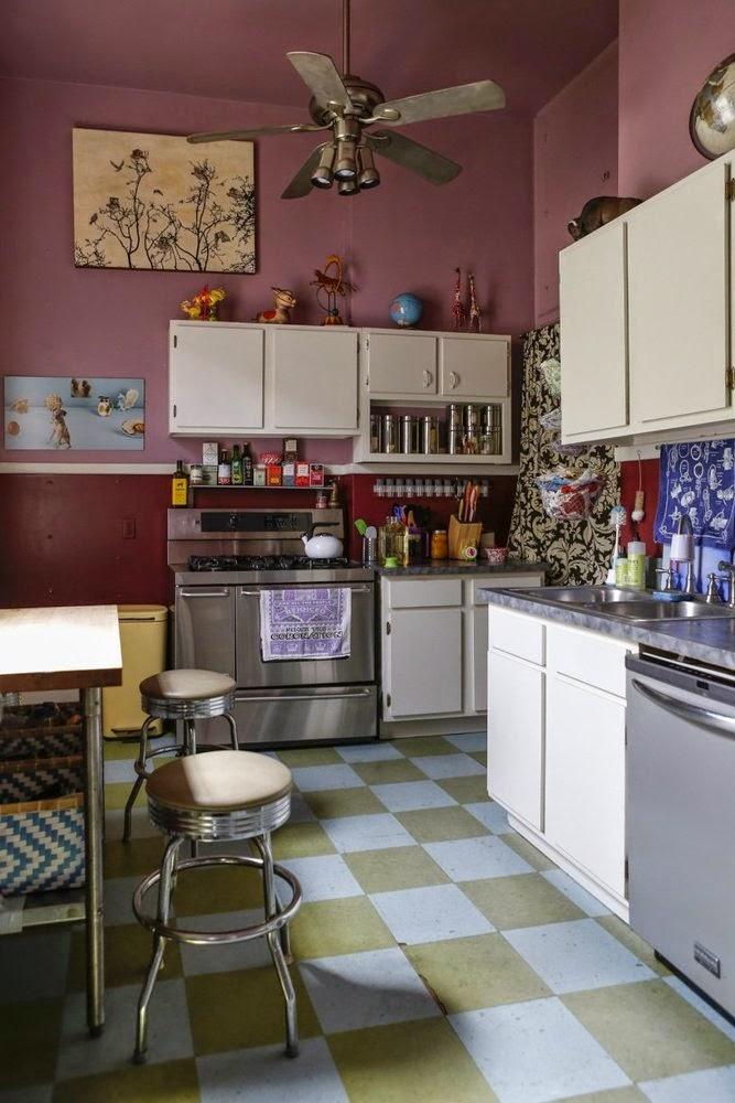 Shabby Chic in New Orleans - Inspiration für ein Wohnen zwischen Antiquitäten und Flohmarkt
