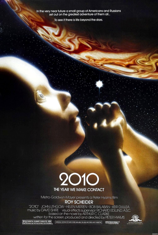 2010 Odisea dos pelicula