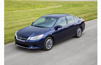 Honda Accord As The High End Car With Classy Appearance