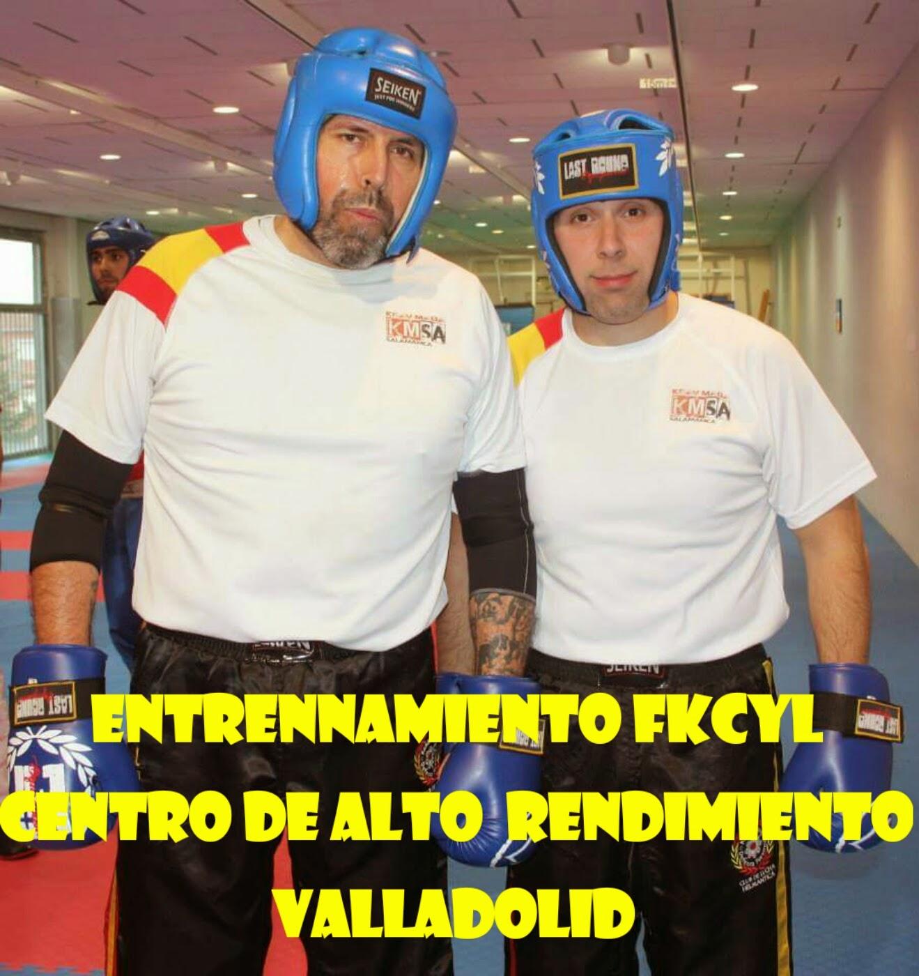Entrenamiento FKCYL  Feb 2015