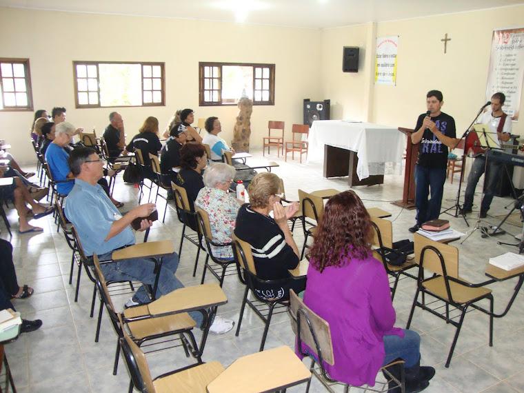 Retiro de espiritualidade da pastoral da sobriedade  Sul 1 da CNBB - SP