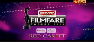 Watch 62nd FilmFare Awards South 2014 Red Carpet VijayTv Special Show 25-07-15 VijayTv 25th July 2015 Vijay Watch Online Free Download