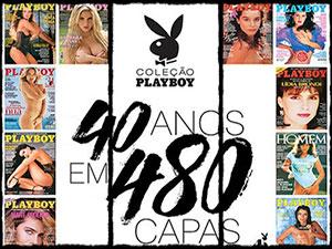 40 anos em 480 capas playboy especial