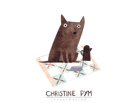 Christine Pym - Illustration