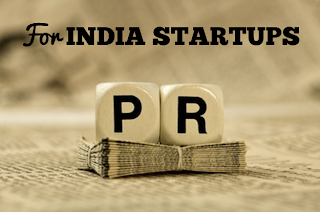 PR for india startups