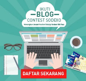 Blog Contest Sodexo Indonesia