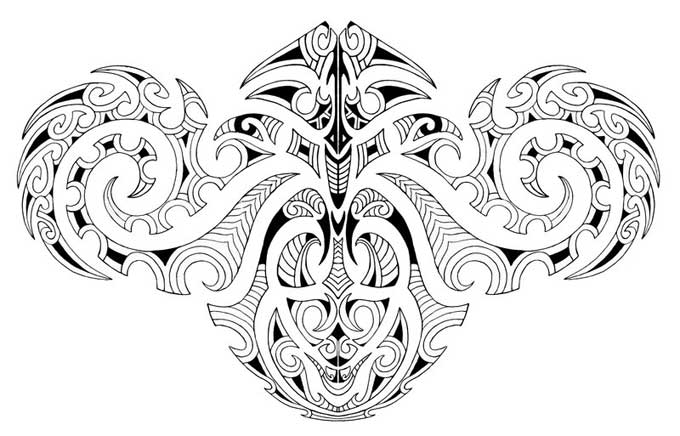 Significado tattoo Maori Arquivo TaTToo
