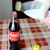 You'll NEVER Guess What Happens When You Mix Coca Cola And Milk!