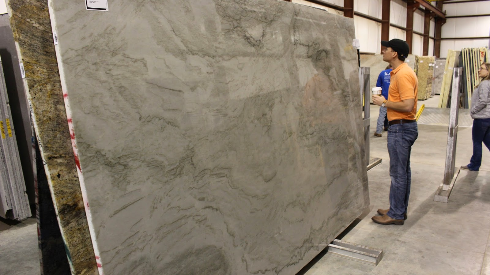 the best white granites that look like marble