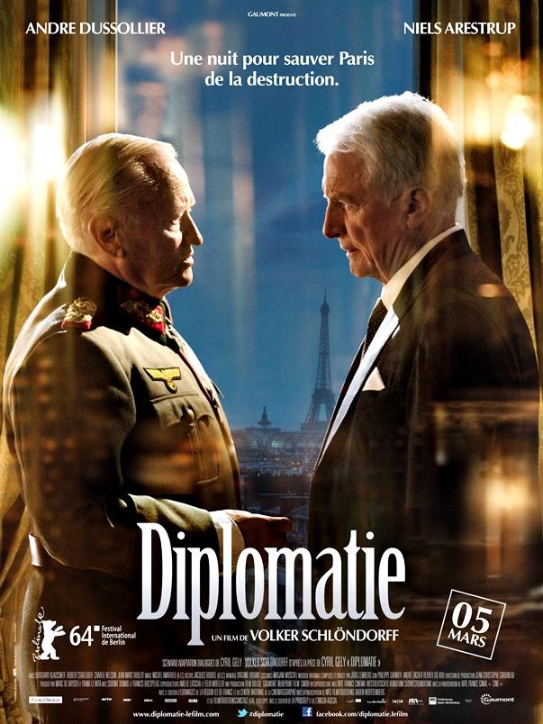 Póster: Diplomacia