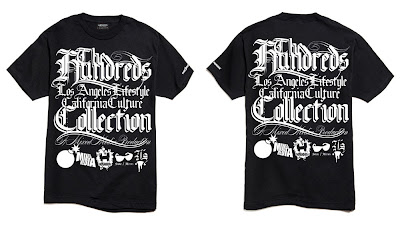 The Hundreds Ten Year Top Ten T-Shirts Collection - Nine
