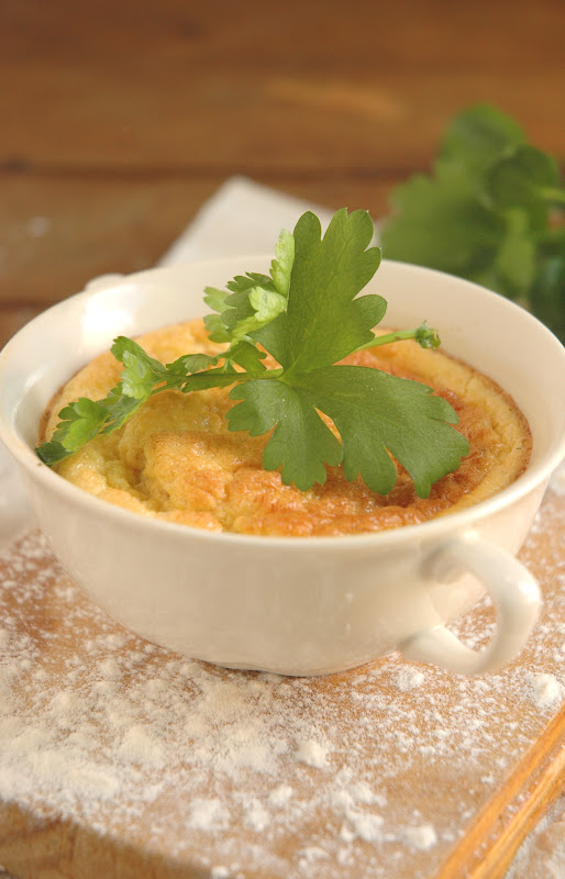Smoked Salmon Souffle with only two ingredients - My Easy ...