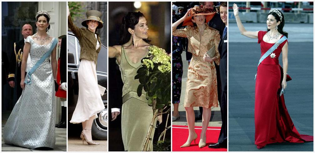The Royal Order Of Sartorial Splendor Wedding Wednesday Crown Princesses And Their Pre Wedding