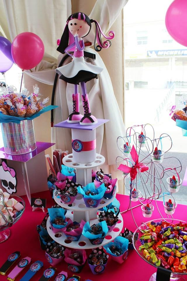 candytable monster high