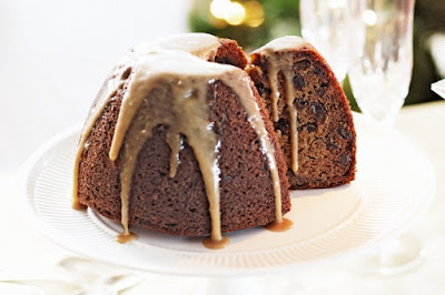 Sticky date Christmas pudding Recipe