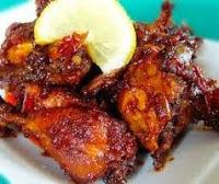 Resep masakan ayam bakar bumbu kecap enak