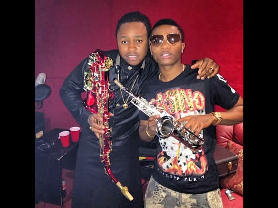 Wizkid – One Question ft. Yemi Sax (Prod. Dr Frabz)