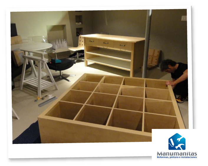 Ikea barcelona montador muebles ikea barcelona for Muebles de cocina bauhaus