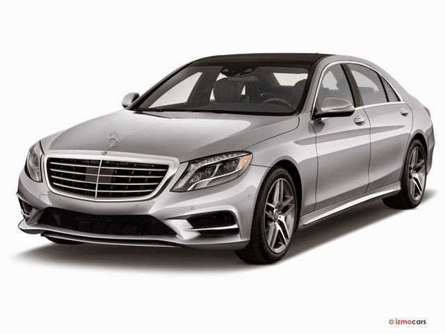 Super Luxury Cars  #1 2014 Mercedes-Benz S-Class