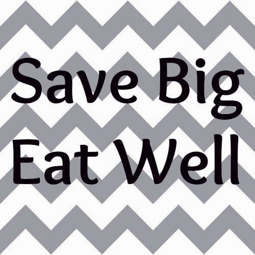 Save Big. Eat Well. - Logo