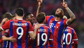 Bayern Munich vs Shakhtar Donetsk 7-0 Video Gol