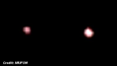 UFO Orbs Caught On Video – Multiple Witnesses (Wareham, Mass 8-14-13)