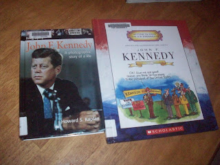 Selected reading - Books on John F. Kennedy (JFK)