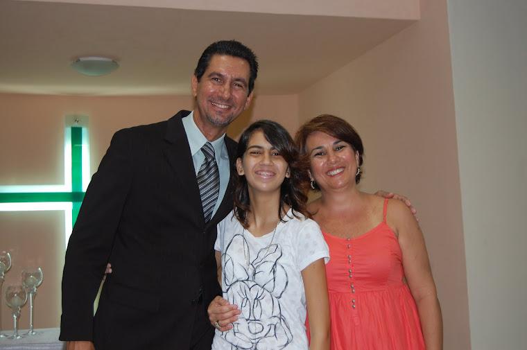 Homenagem 23 anos casamento Rev.Jaime e Raquel