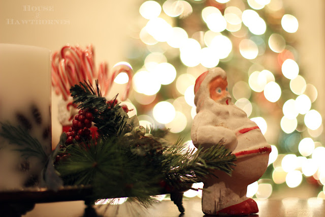 Easy to understand Christmas bokeh tutorial @ houseofhawthornes.com