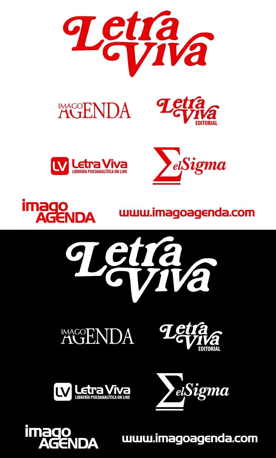 Letra Viva y Cita En Las Diagonales