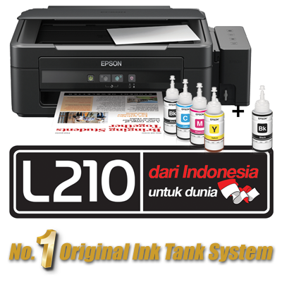 Free Download Driver Epson L210 Indonesia