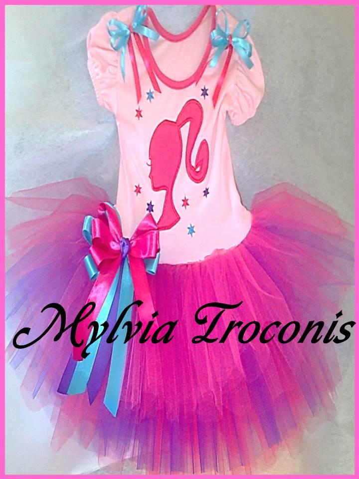 Hermosa Vestido De Barbie Para Fiesta De Cumpleaños Foto - Ideas de ...