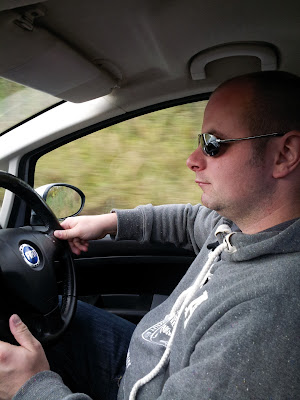 Driving a Fiat Grande Punto in France