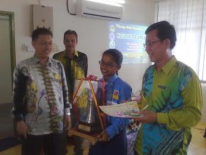 Tokoh Nilam Daerah Batang Padang 2011