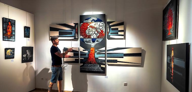 David Coquet Sculpteur et Peintre