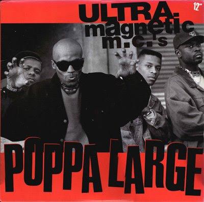 Ultramagnetic MC's – Poppa Large (VLS) (1991) (320 kbps)