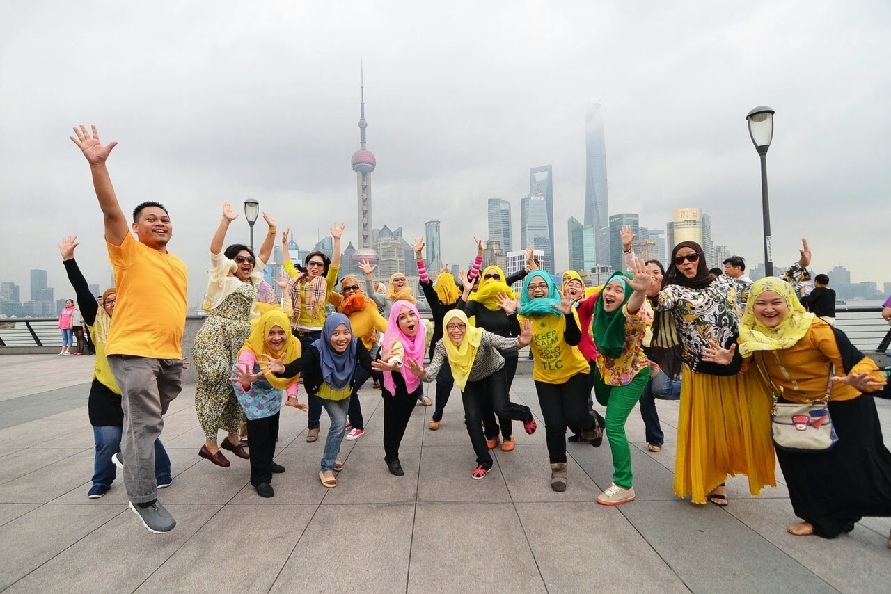 FREE TRIP - SHANGHAI
