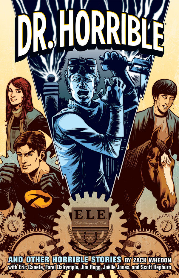 Review: Dr. Horrible and Other Horrible Stories
