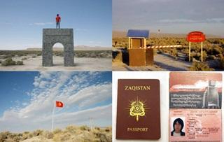 Pria Ini Bikin Negara Sendiri di Tengah Gurun Tandus