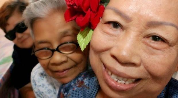 alternde Gesellschaft Thailand