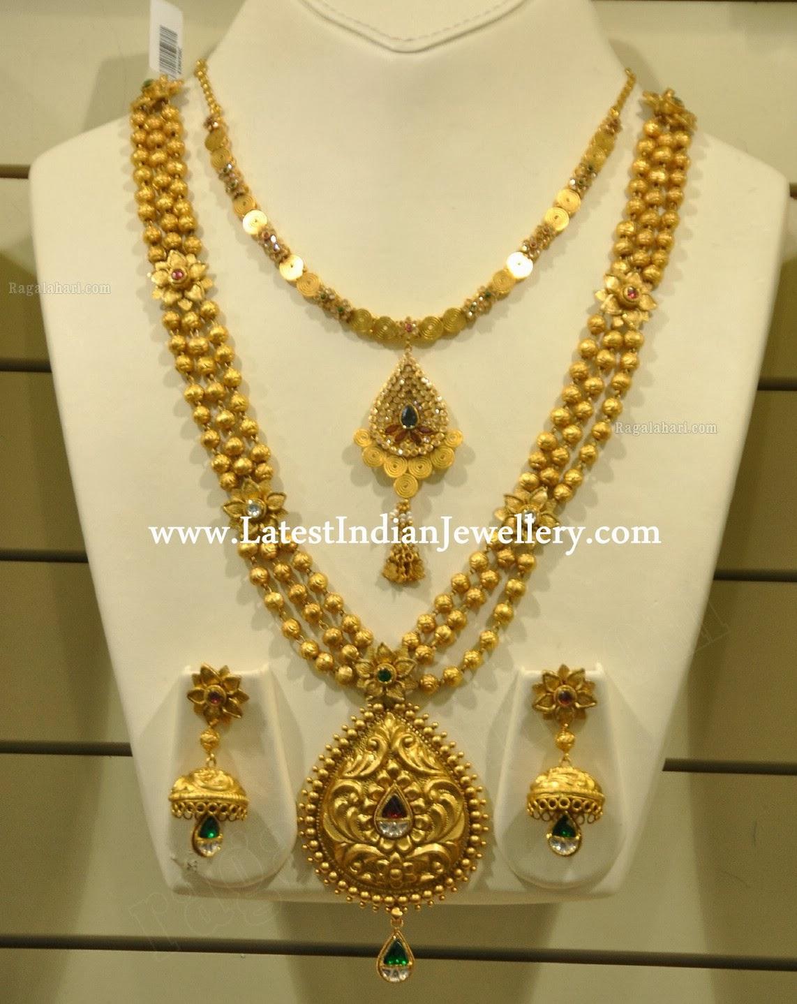Bridal Gold Balls Haram