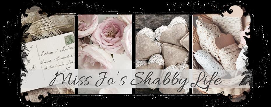 Miss Jo's Shabby Life