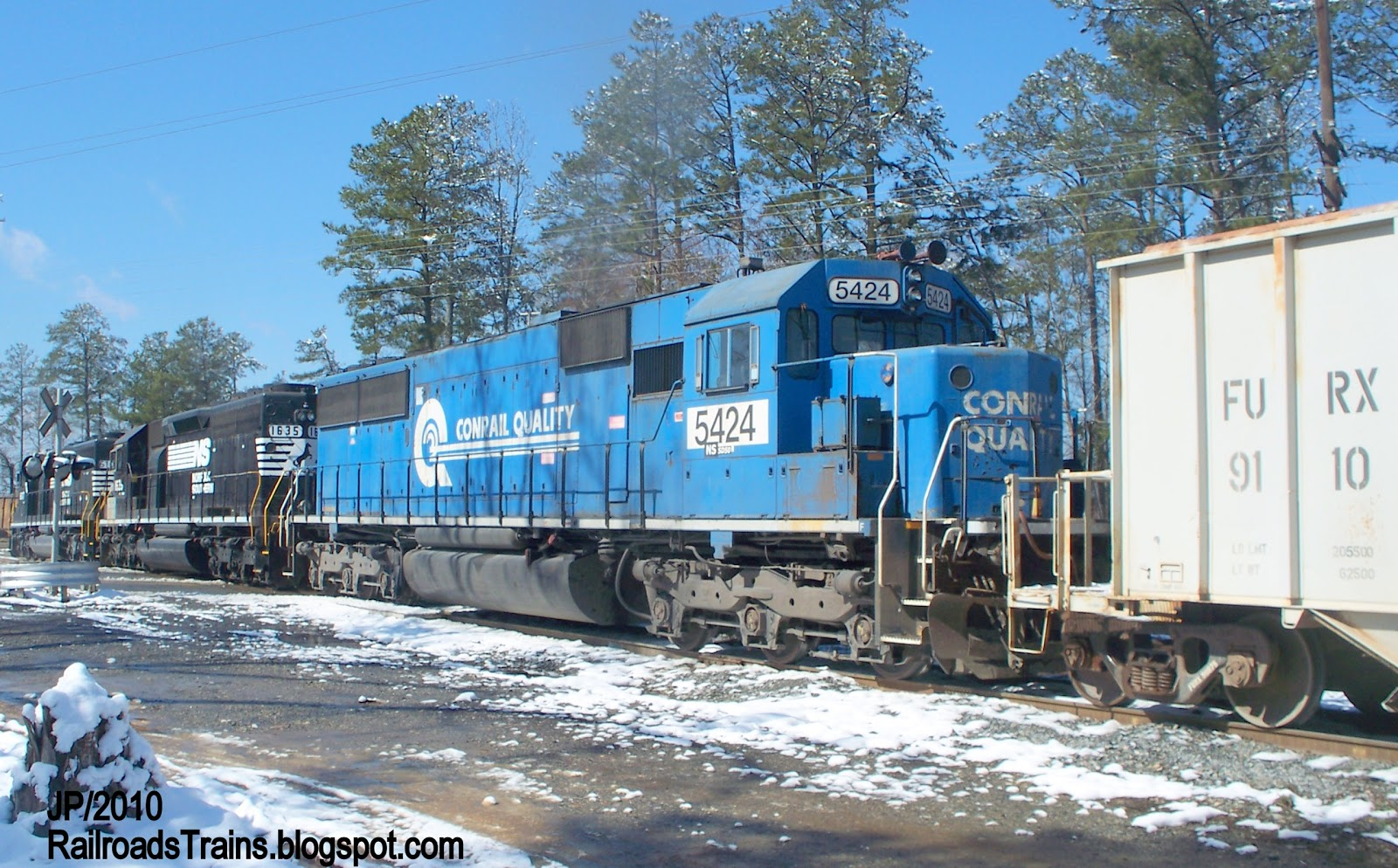 conrail csx A, b, c, d, e, f 1 2 3 4 5 6 7 8, conrail valuation 9 10, valuation in a competitive bidding situation 11 12 13, csx1, csx -- value of synergies 14, csx2, csx -- value of synergies plus loss if rival gets it 15, ns, norfolk southern -- value of synergies plus loss if rival gets it 16.