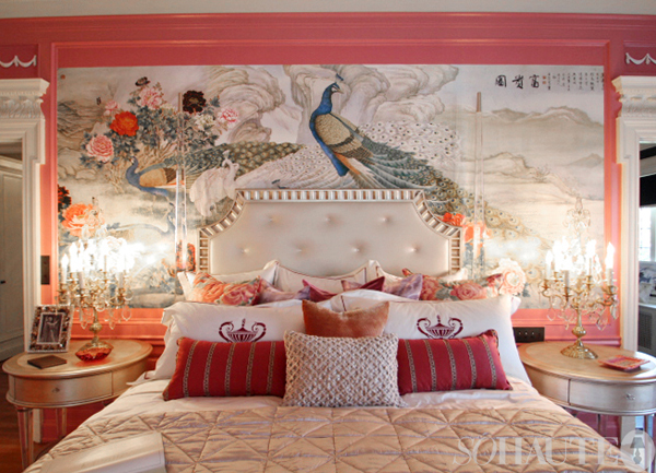 Chinoiserie Chic Too Many Pillows