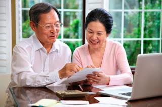 memilih asuransi pensiun terpercaya