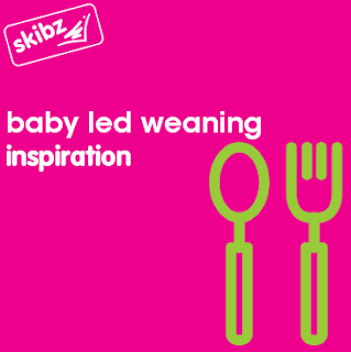 Baby led weaning inspiration